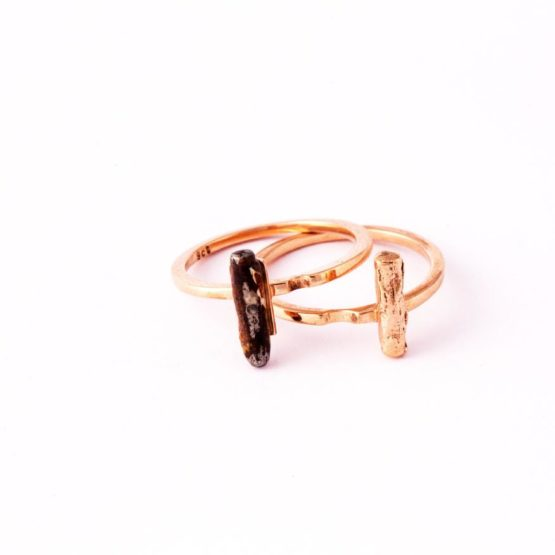 Change Ring - Double Stack