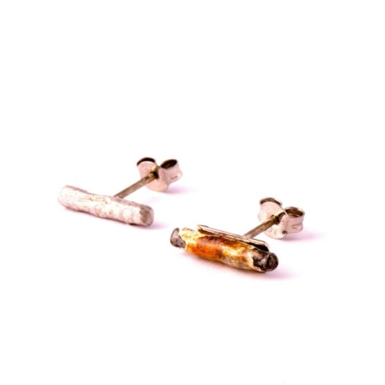 Peace Earring - Single