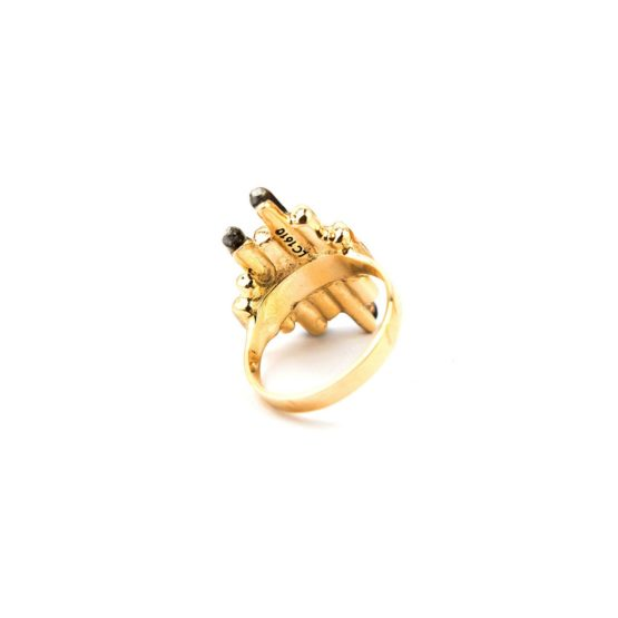 Deliverance Ring